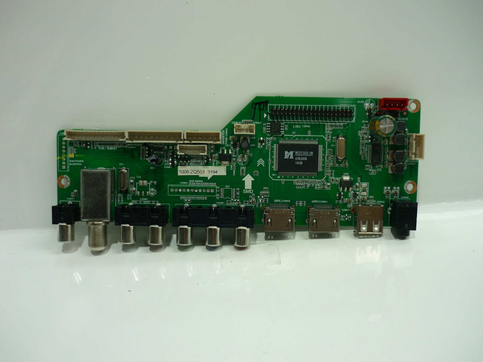 RCA 50GE01M3393LNA35-A2 Main Board for LED50B45RQ (See Note)