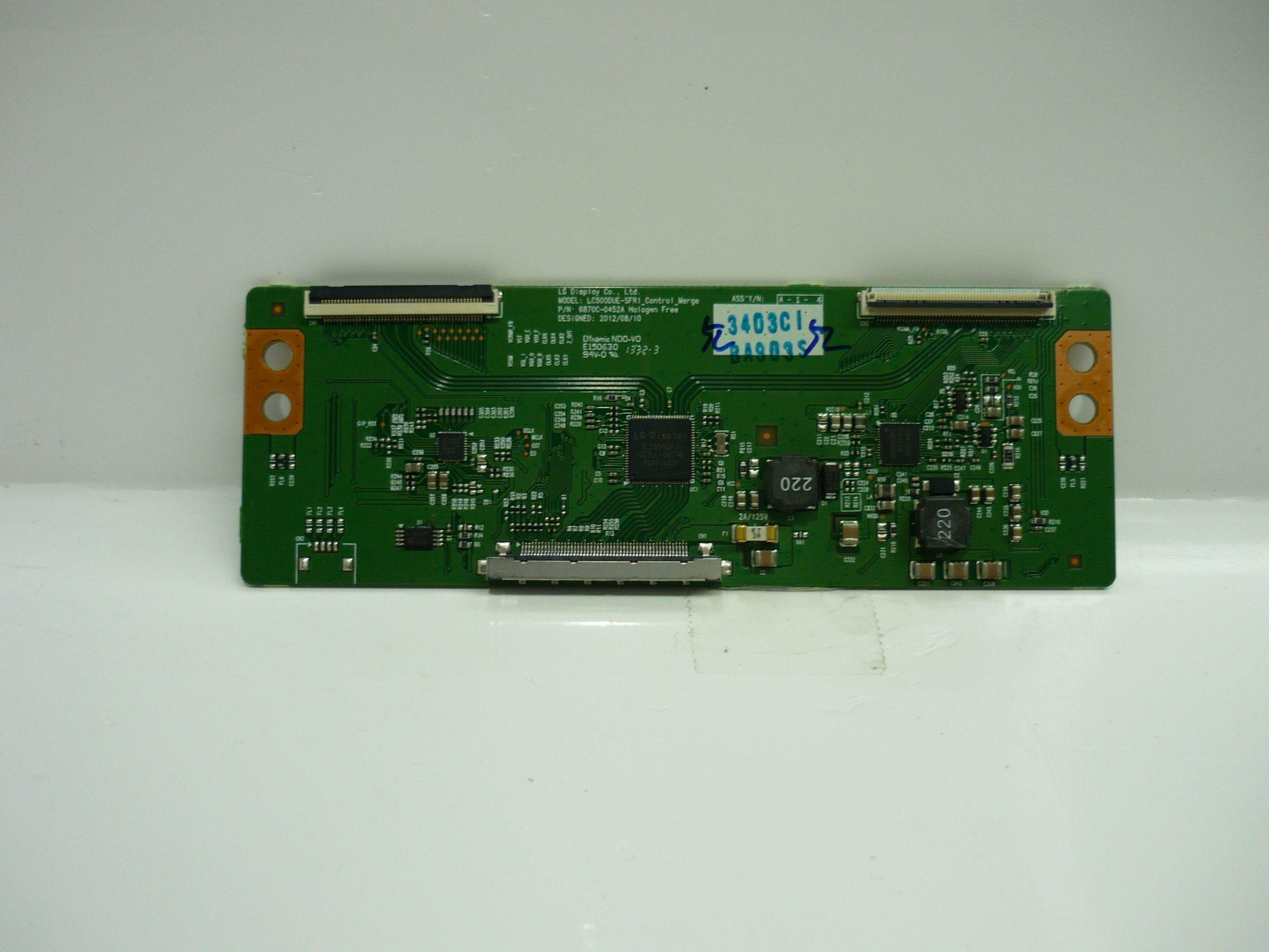 LG 6871L-3403C (6870C-0452A) T-Con Board