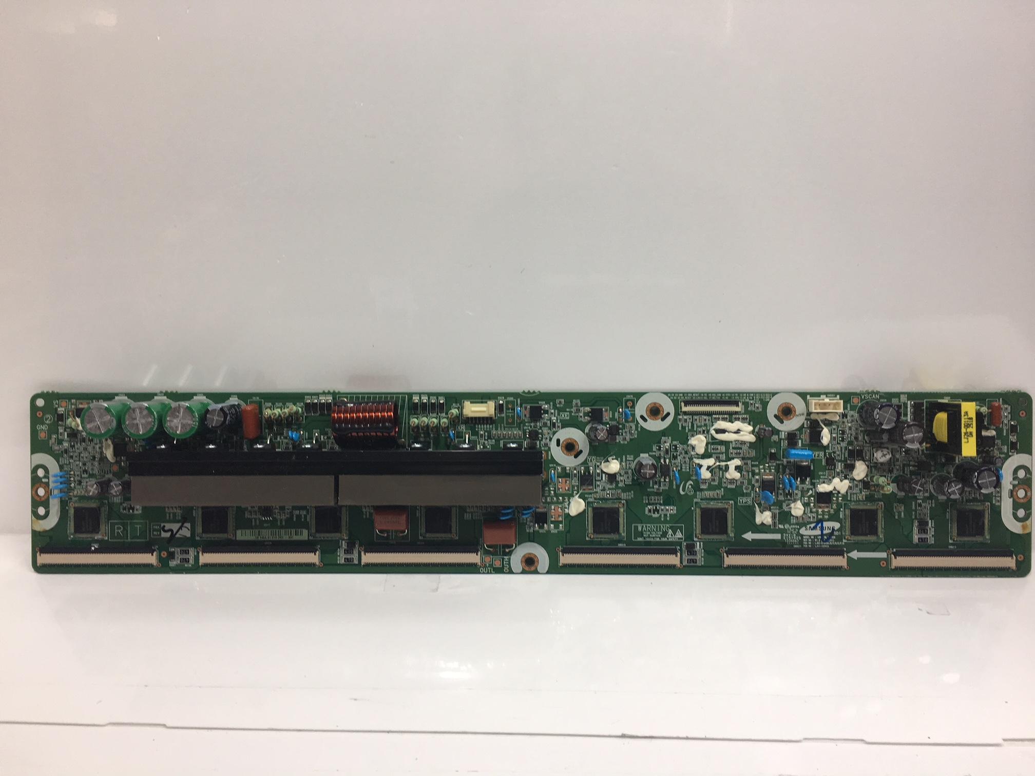 Samsung BN96-25187A (LJ92-01948A) Y-Main Board