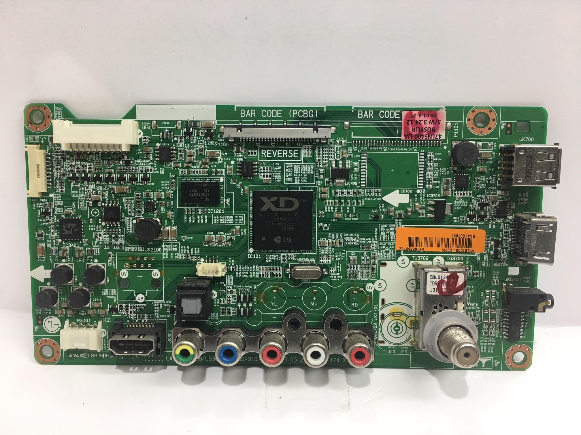 LG EBT62359732 (EAX65049105(1.1)) Main Board for 47LN5400-UA