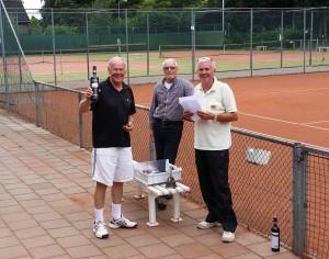 Henk Beuker winnaar Groep 1