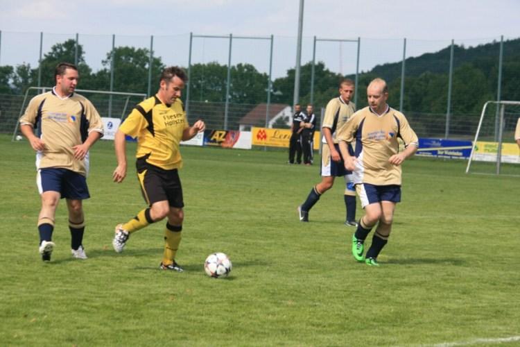 TV Hetzbach II – SG Zell/Bad König II 13:1 (5:0)