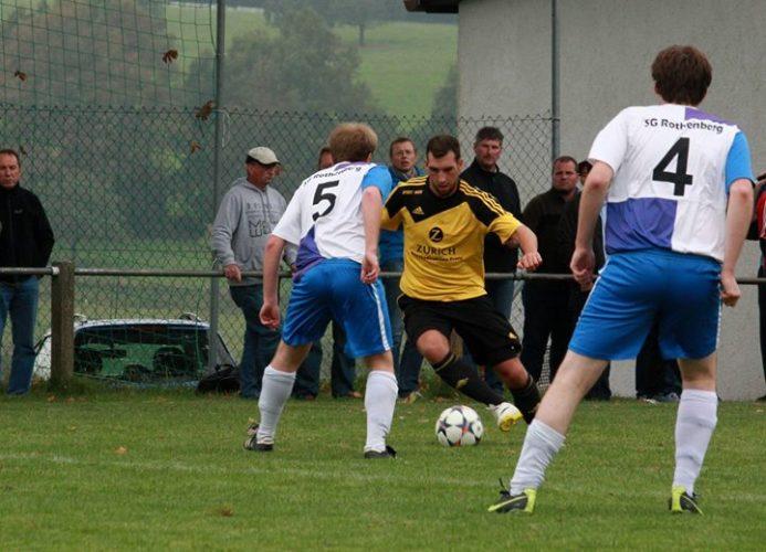 TV Hetzbach – SG Rothenberg 4:1 (2:0)
