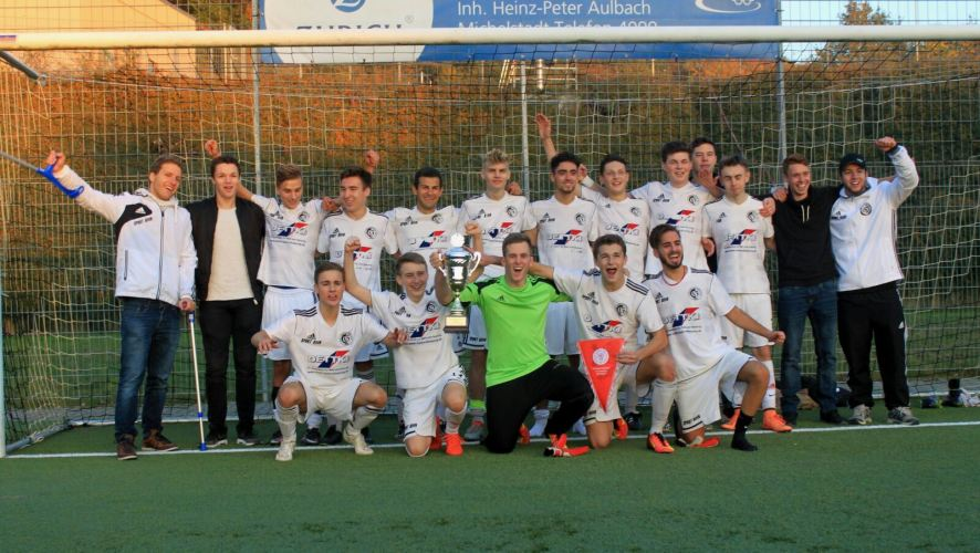 A-Junioren Kreispokal-Sieger 2016