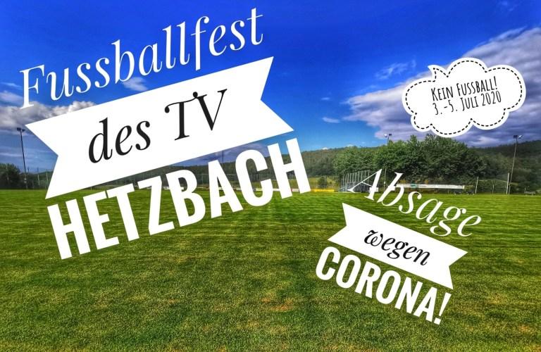 Fußballfest TV Hetzbach