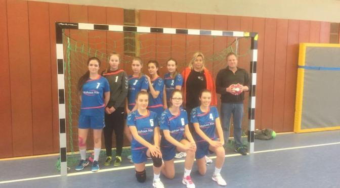 WK III Schulmannschft aus Homberg reiste zum Regionalentscheid nach Kirchhain