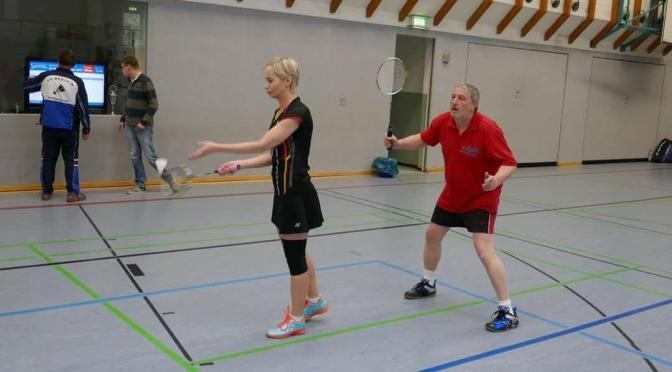 Homberger Badminton- Abteilung in Bad Heiligenstadt erfolgreich