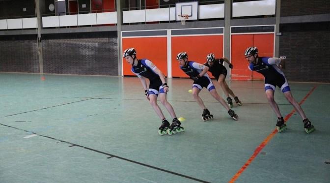 Lauftreff auch im Herbst! | Speedskaten – Beginn Wintertraining | Lust, Badminton zu spielen?