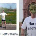 Halali, die Jagd der Drachen ist Geschichte / Wings for Life World Run 2021