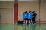 TIME - OUT ... Teambesprechung mit den Coaches