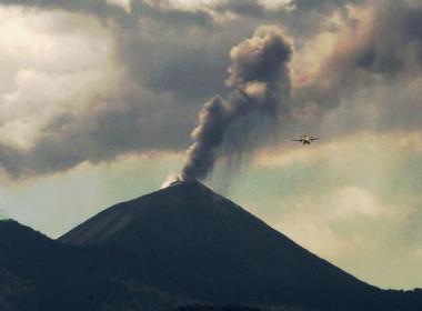 volcán Pacaya de Guatemala