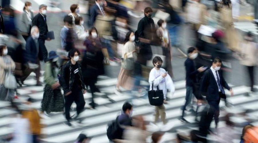 medidas anticovid en Tokio