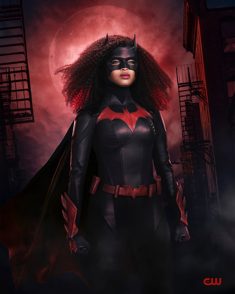 first look nuova batwoman