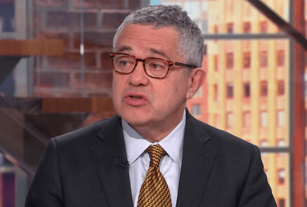 Jeffrey Toobin: Zoom Pic Controversy Leads to CNN Leave of Absence | TVLine