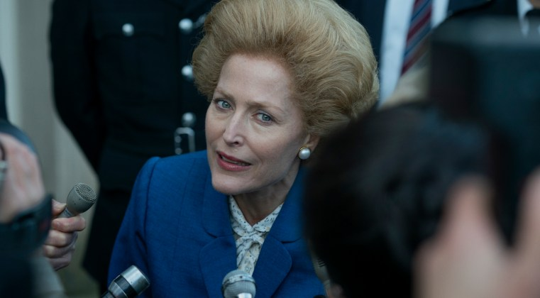 The Crown' Recap: Season 4 Premiere, Princess Diana, Thatcher | TVLine