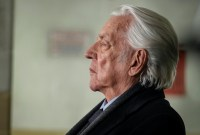 The cancellation of HBO Franklin Donald Sutherland