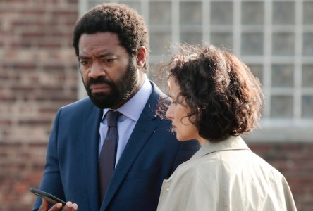 For Life' Recap: Season 2 Episode 8 — Nicholas Pinnock | TVLine