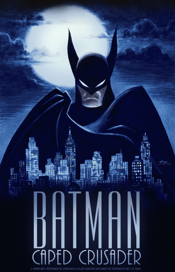 New Batman Animated Series From Bruce Timm Ordered At Hbo Max Tvline