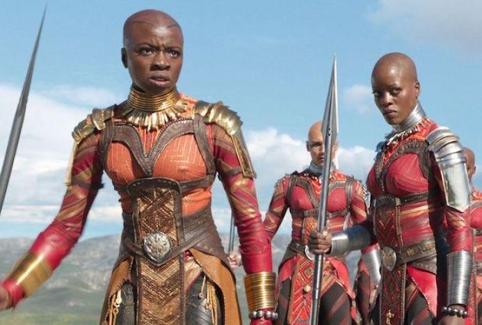 Danai Gurira to Play 'Black Panther's Okoye in Disney+ Wakanda Series    TVLine