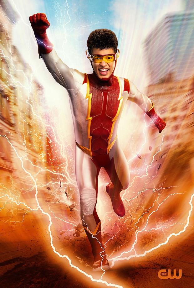 Flash BArt Allen Photo