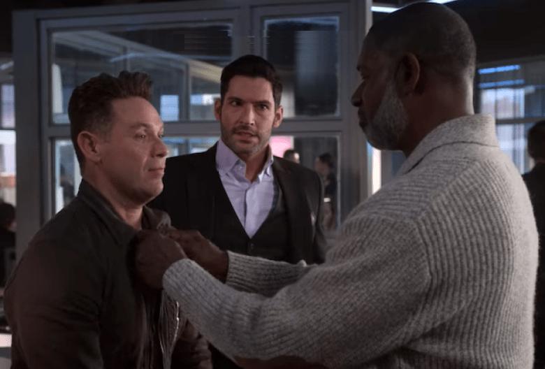 Lucifer' Season 5: Kevin Alejandro Previews Dan/God Dynamic, 'Naked'  Episodes   TVLine