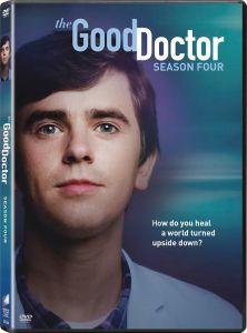 The Good Doctor Season 4 DVD