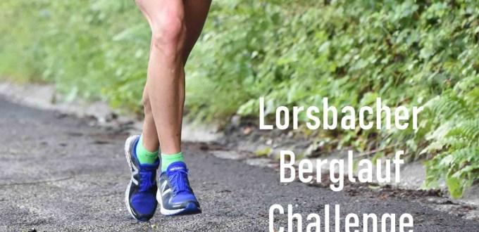 Lorsbacher Berglauf Challenge