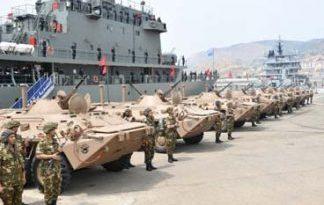 Gigantesques manœuvres militaires à Oran : le message de l'armée algérienne au Maroc