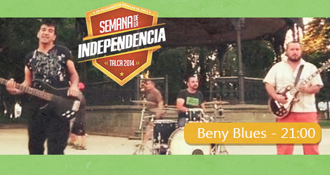 beny blues