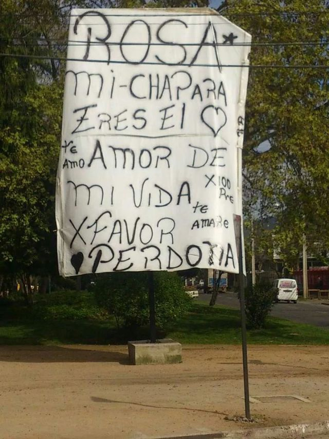 cartel alameda amor