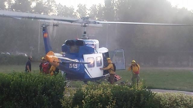 elicoptero conaf