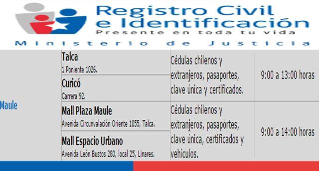 28 de febrero atención especial registro civil
