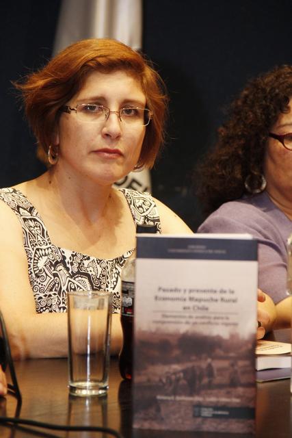 Lanzamiento del Libro pasado y presente econom a mapuche