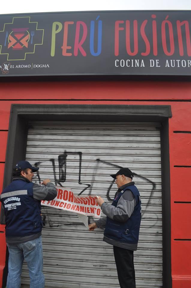 Peru fusión Talca