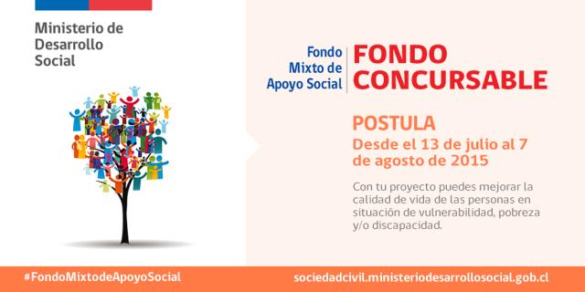 concurso desarrollo social