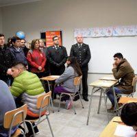 Inauguran el año escolar en Centro de Cumplimiento Penitenciario de Parral
