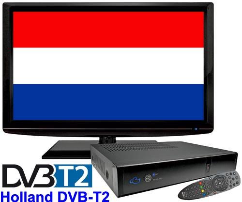 Holland DVB-T