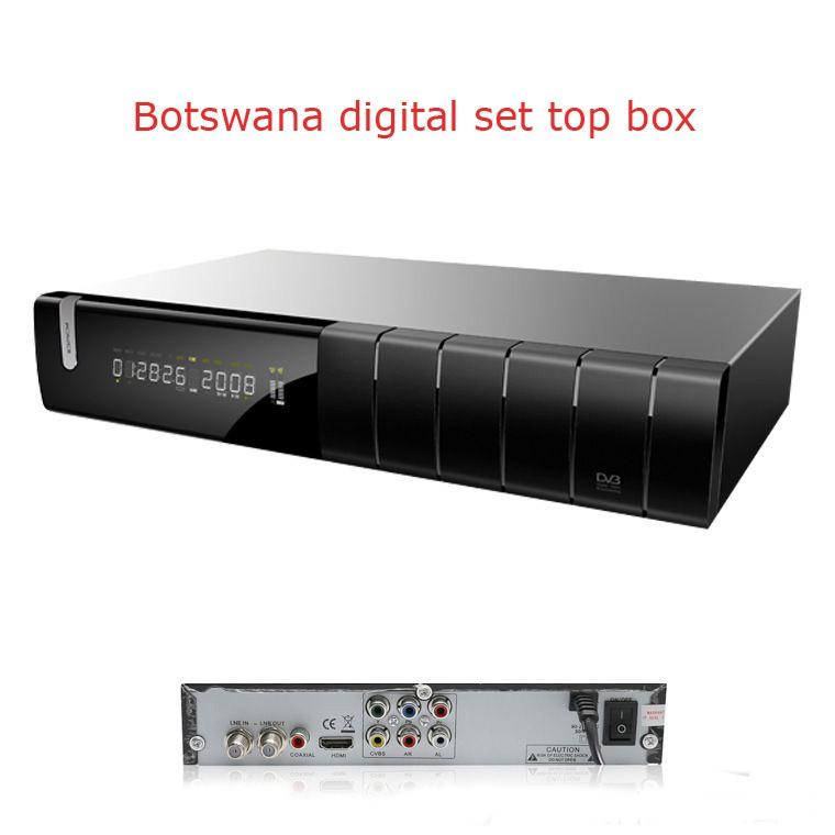 Botswana ISDBT