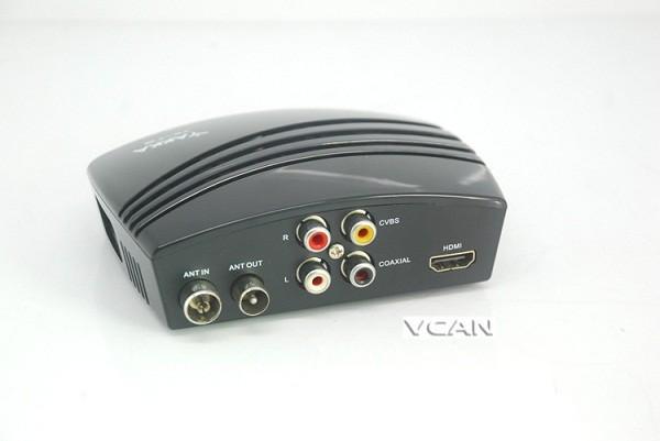 VCAN1076 HD mini Home DVB-T2 Digital TV Receiver H.264 black box MPEG4 USB PVR