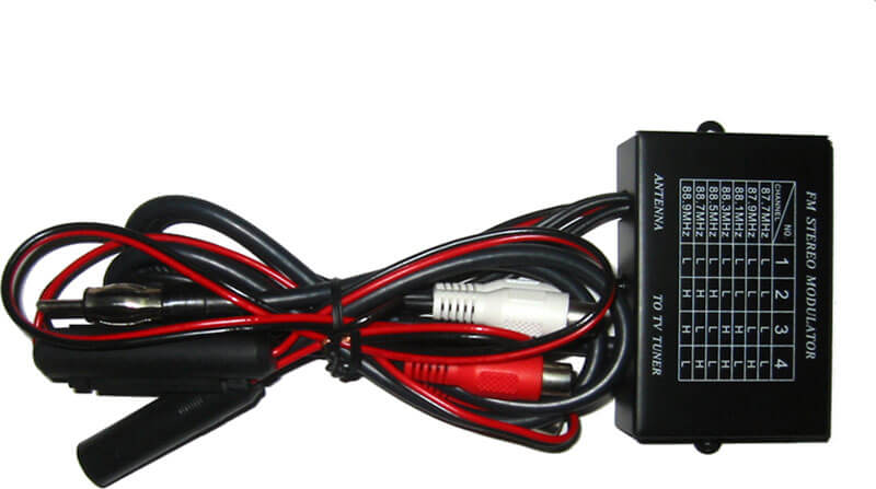 Stereo FM Transmitter
