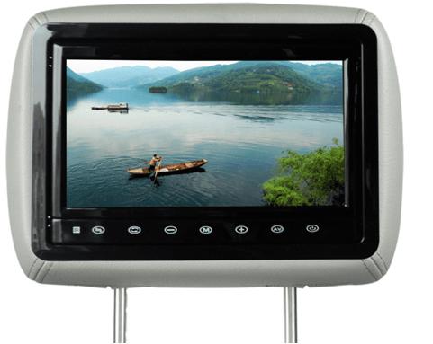 10 headrest monitor