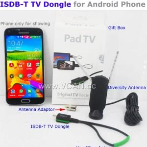 isdb-t mobile phone usb stick
