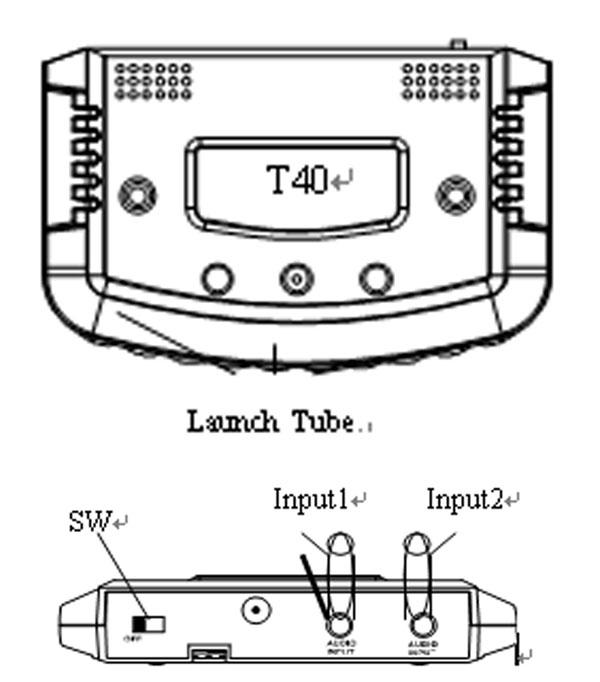 Wireless IR Transmitter