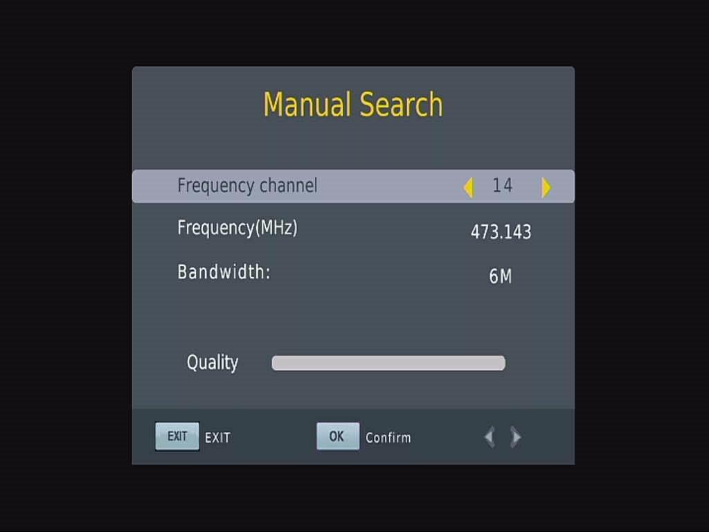 Car ISDB-T English OSD Menu High Speed Full Segment HD Digital TV T63