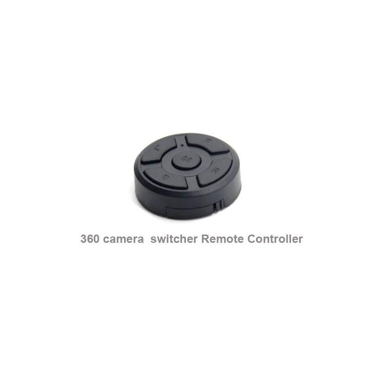 4 camera panoramic switcher