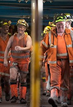 The Last Miners