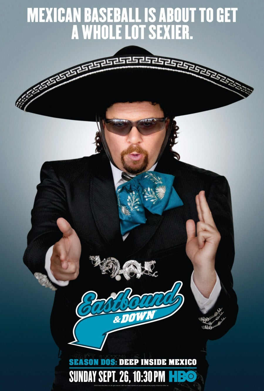Eastbound & Down Box Art