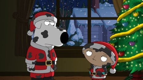 Image result for family guy the road to the north pole