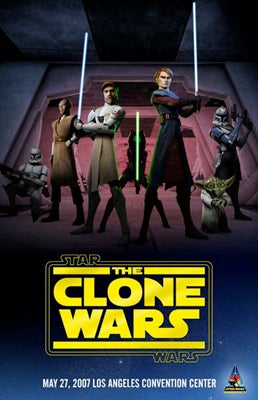 Clone Wars poster