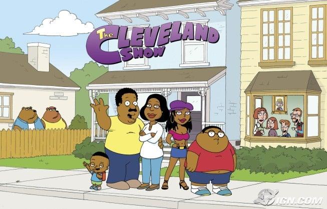 The Cleveland Show Publicity Still
